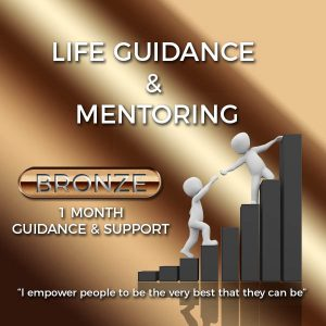 LIFE GUIDANCE AND MENTORING – BRONZE