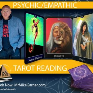 Psychic/Empathic Tarot Reading